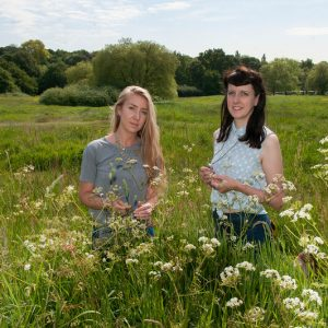 """""""HANDMADE APOTHECARY, Medical Herbalists Victoria Chown & Kim Walker love to reconnect people with the traditional folklore, edible and medicinal uses of the wild plants around us."""